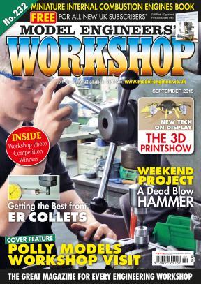 Model Engineers Workshop - Print + Digital